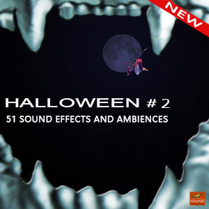 Halloween sound effects pack 2