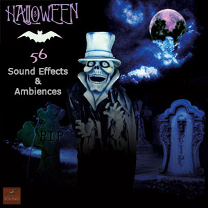 Halloween sound effects pack 3