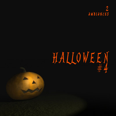 Halloween sound effects pack 4